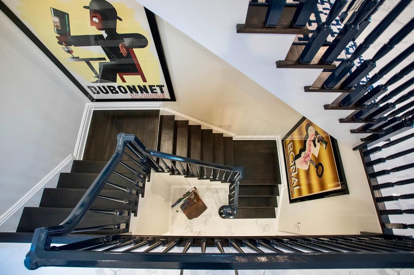 A stairwell with a view in a recently designed townhouse project . . . #design #decor #interiordecor #interiordesign #interiors #newjersey #westpalmbeach #florida #designinspo #designinspiration #homesofig #homesofinstagram #homedecoration #style #homedesigns #stayathome #familyroom #art #stairs #stairwell #artistsoninstagram #view #views