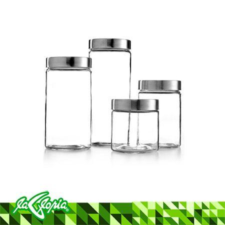 El espacio es fundamental en la #cocina, manten el orden y despeja el área de trabajo con estos #recipientes #Hogar 4to.Piso