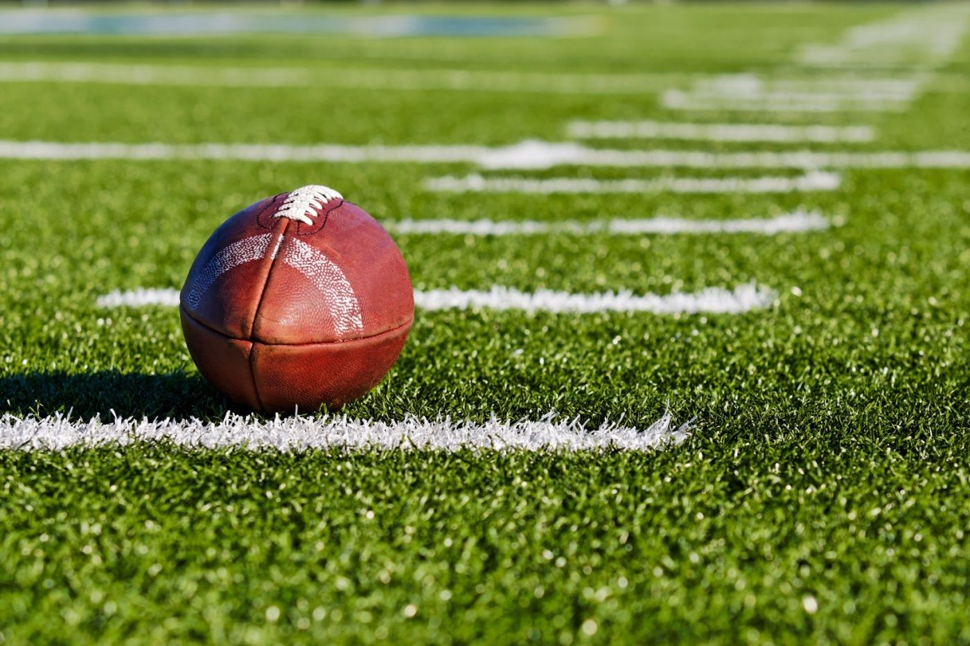 grass american football field. Cytoplasm - The Grass On A Football Field Is Like Because It Fills In American R