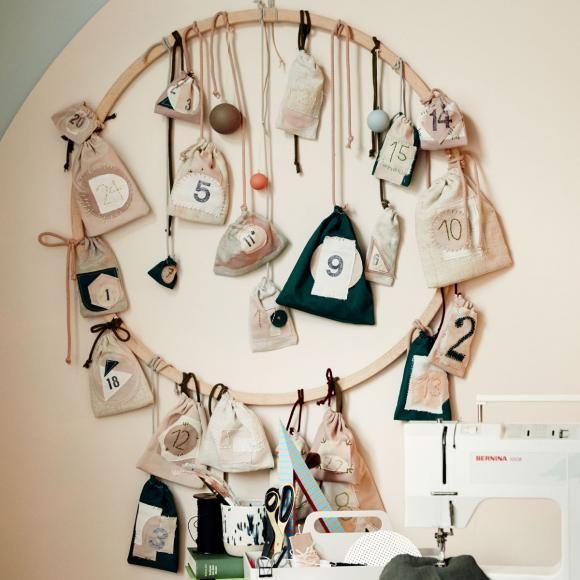 Living At Home Adventskalender adventskalender ideen zum selbermachen craft