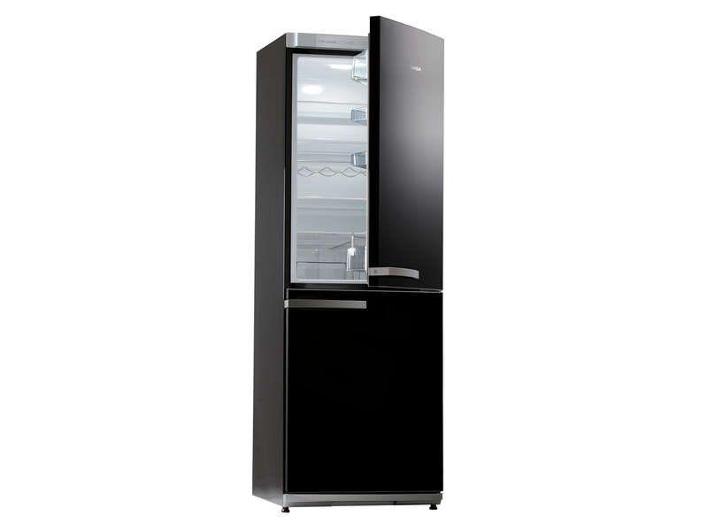 Réfrigérateur combiné 279L coloris noir SABA CB294HBK - SABA - conforama meuble bas cuisine