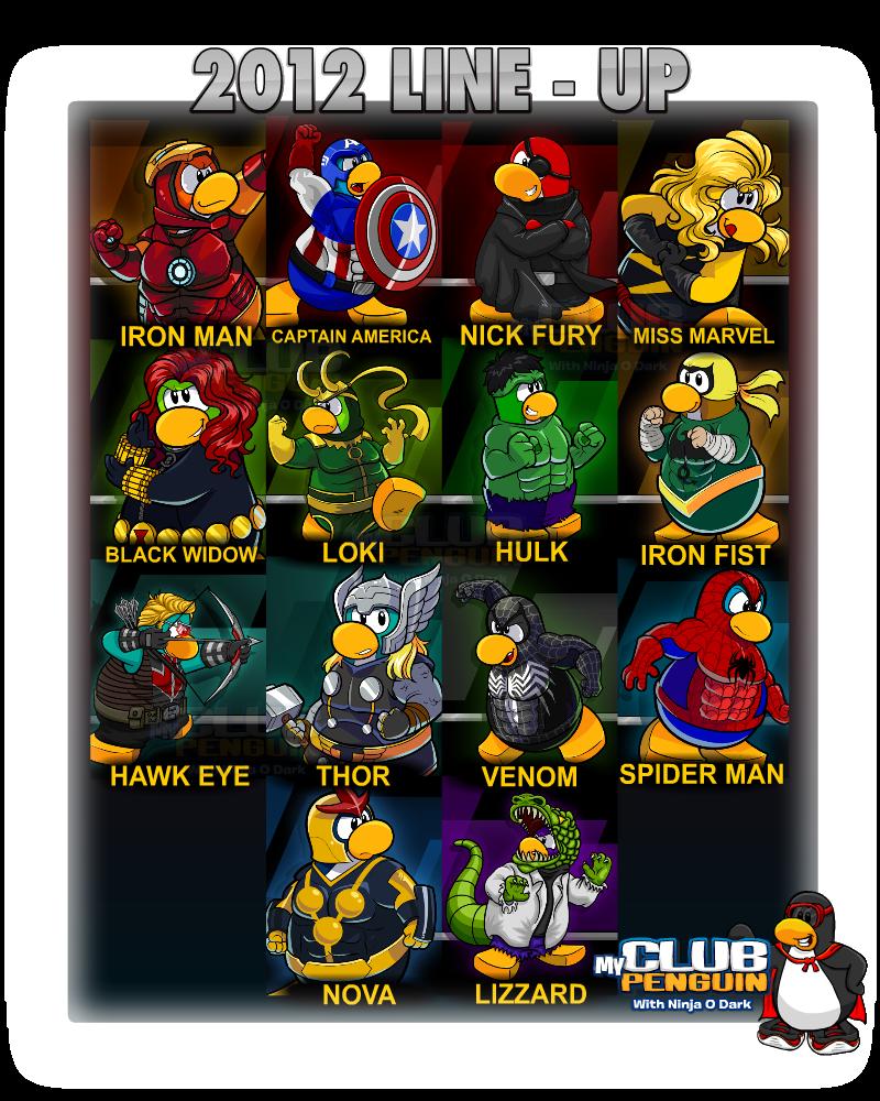 Bonito Club Pingüino Navidad Para Colorear Fotos - Ideas Para ...