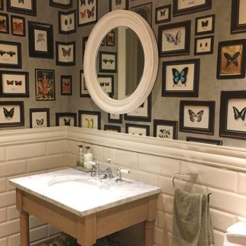 Bathroom Sinks Limerick butterfly bathroom,interior dreams, limerick featuring matthew