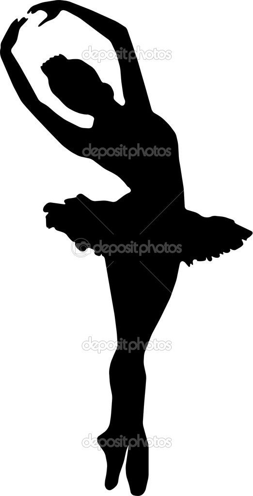 Image result for ballerina silhouette arabesque | Artistic ...