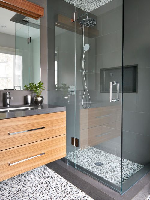 Small Bathroom Design Ideas, Remodels U0026 Photos Check More At Http://www