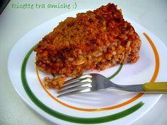 Sartù di #riso ricetta napoletana
