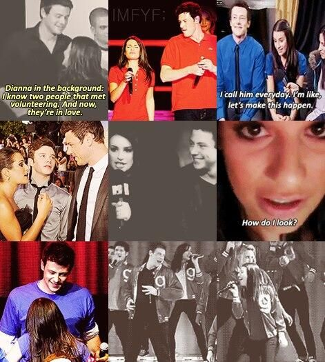 Glee cast fucking