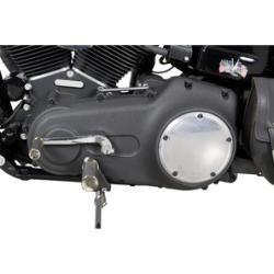Screws4bikes Schraubensätze Edelstahl schwarz für Harley Dyna und Softail Harley-davidson Softail He