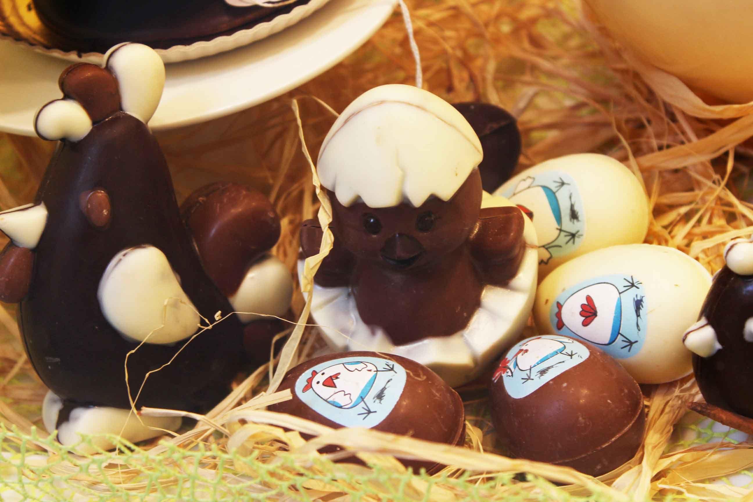 Chocolate from #PasticceriaDalMas #Venice