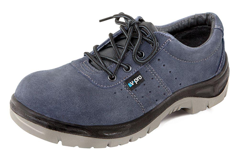 Zapato de Serraje Perforado | Velilla Confección Industrial