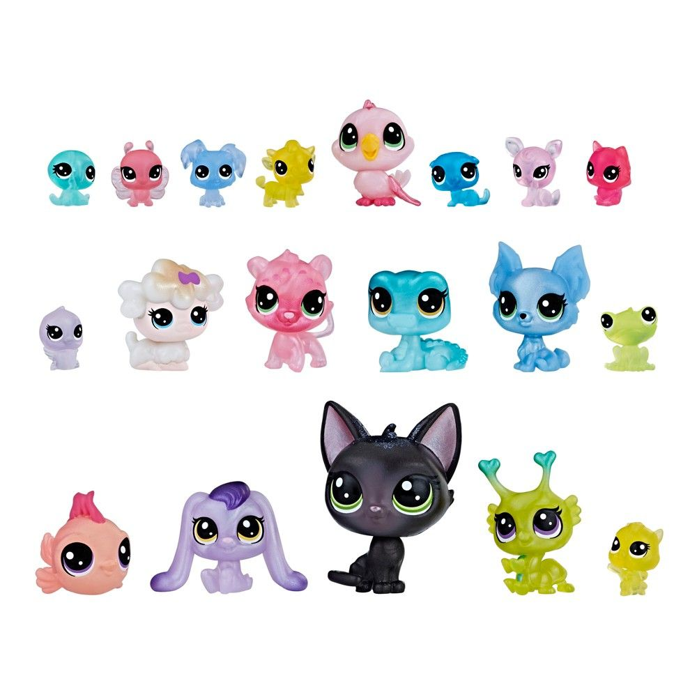 755dfbb70f9 Littlest Pet Shop - Crystal Collection
