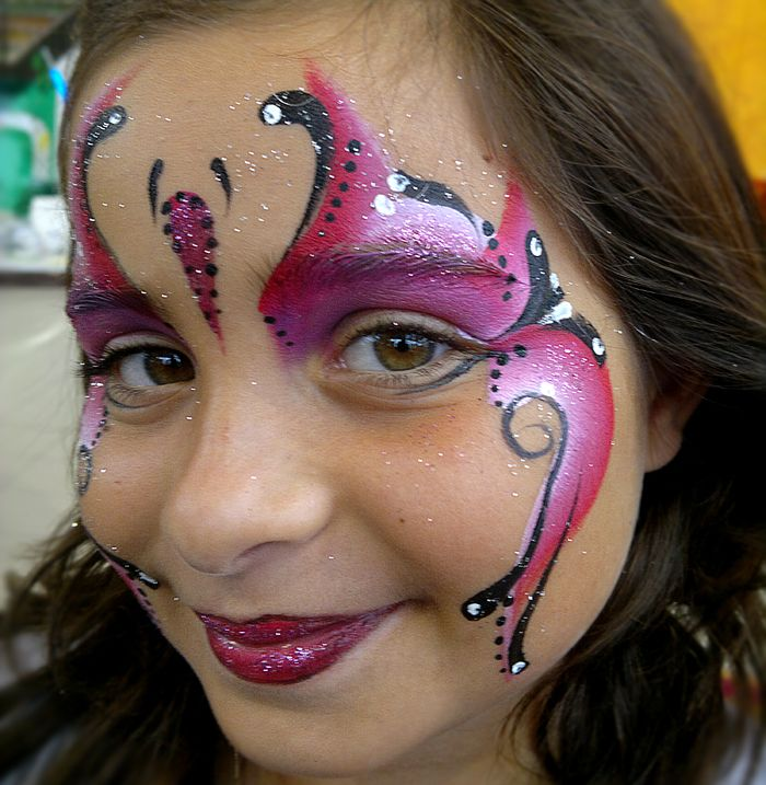 Maquillage enfants on pinterest face paintings animation and search - Maquillage simple enfant ...