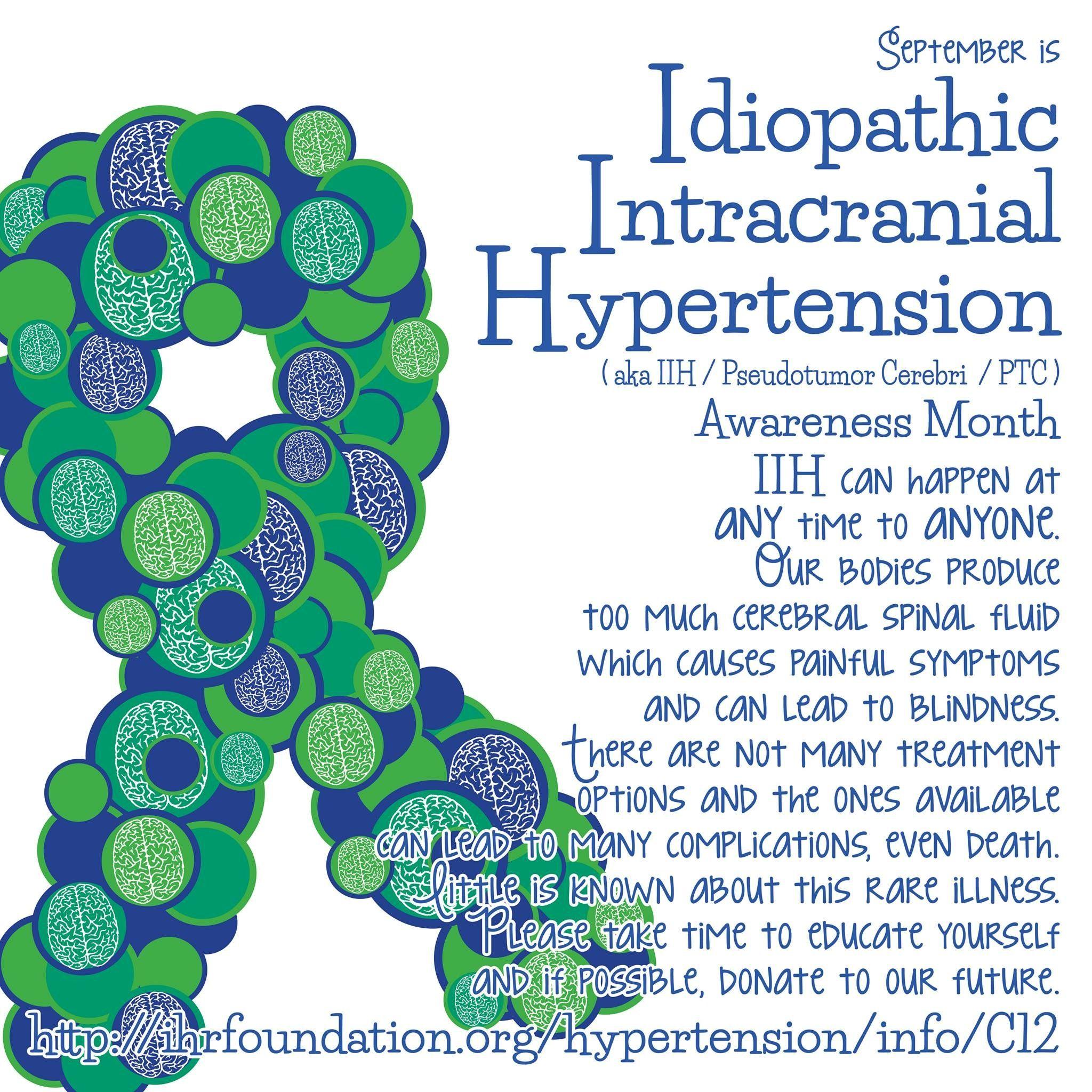 ¿El seudotumor cerebral causa hipertensión?