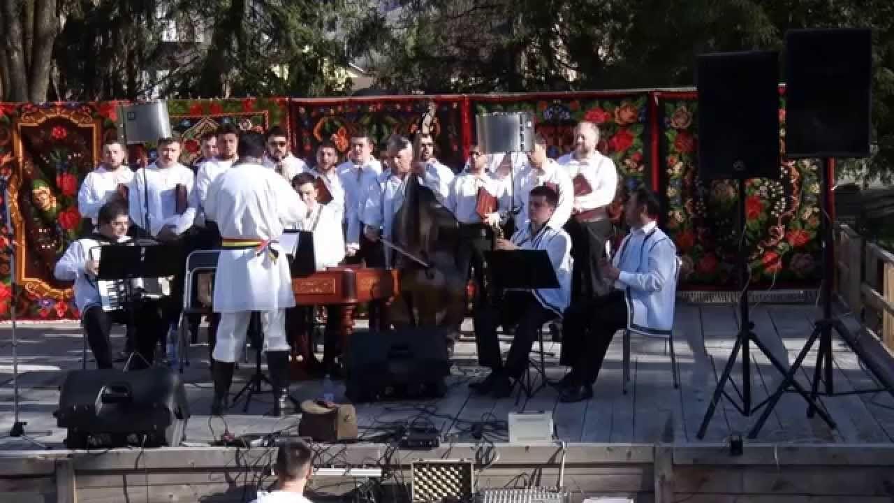 Corul Armonia Singeorz Bai  24 04 2015    2