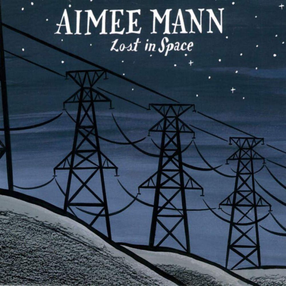 Aimee Mann Lost In Space Album Art Art By Seth Gregory Gallant