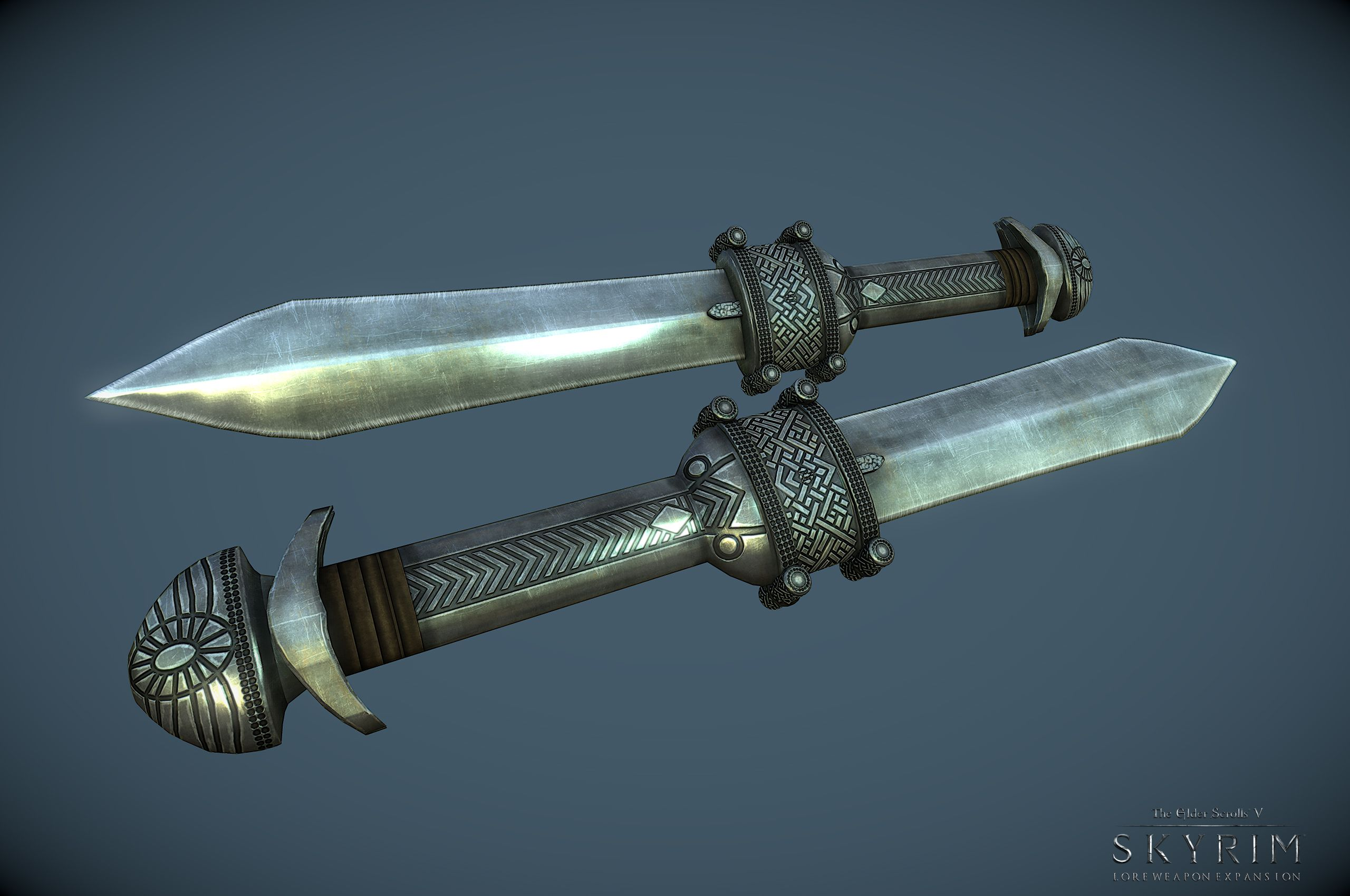 Lore Weapon Expansion at Skyrim Nexus - mods and community | Gaming