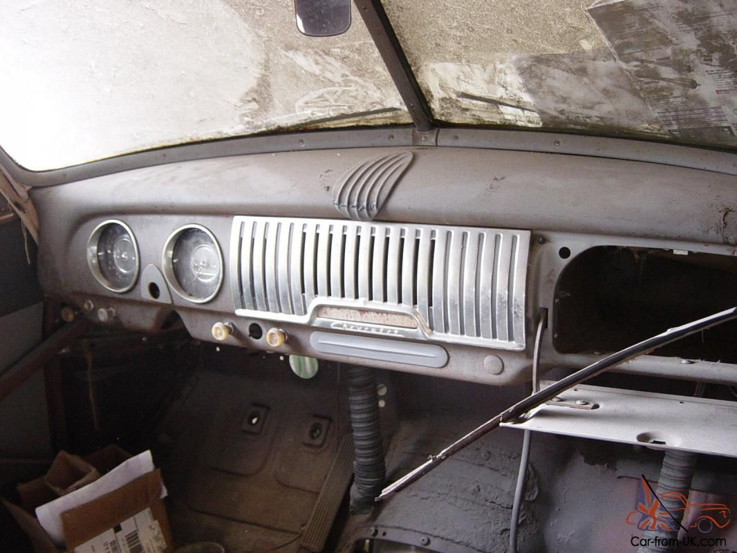 1952 Chevy Coupe Gasser | 1952 chevy Gasser Project car for sale ...