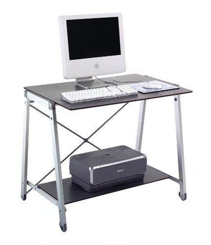 Symple Stuff Computer Desk With Chair
