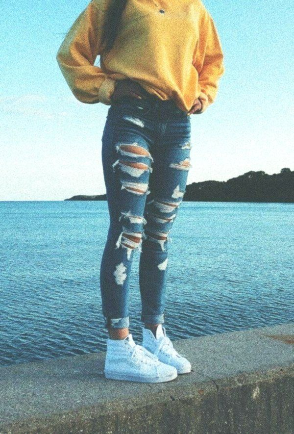 43 lässig schicke Herbst-Outfits-Ideen jetzt kopieren - #casual #HerbstOutfitsI ... - Lady Fashion #baddieoutfitsforschool