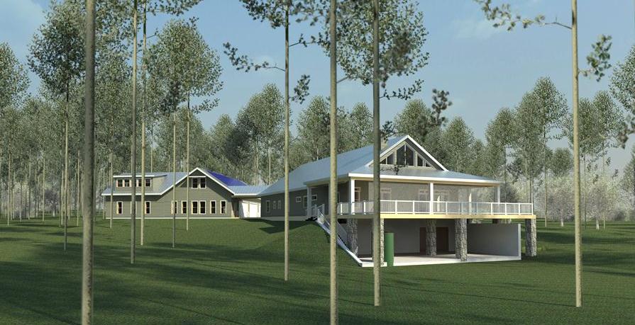 House design tallahassees net zero home also modern farmhouse pinterest rh