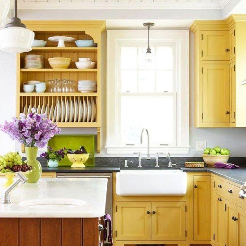 Bright Yellow Kitchen Decor   http://avhts.com   Pinterest   Yellow ...