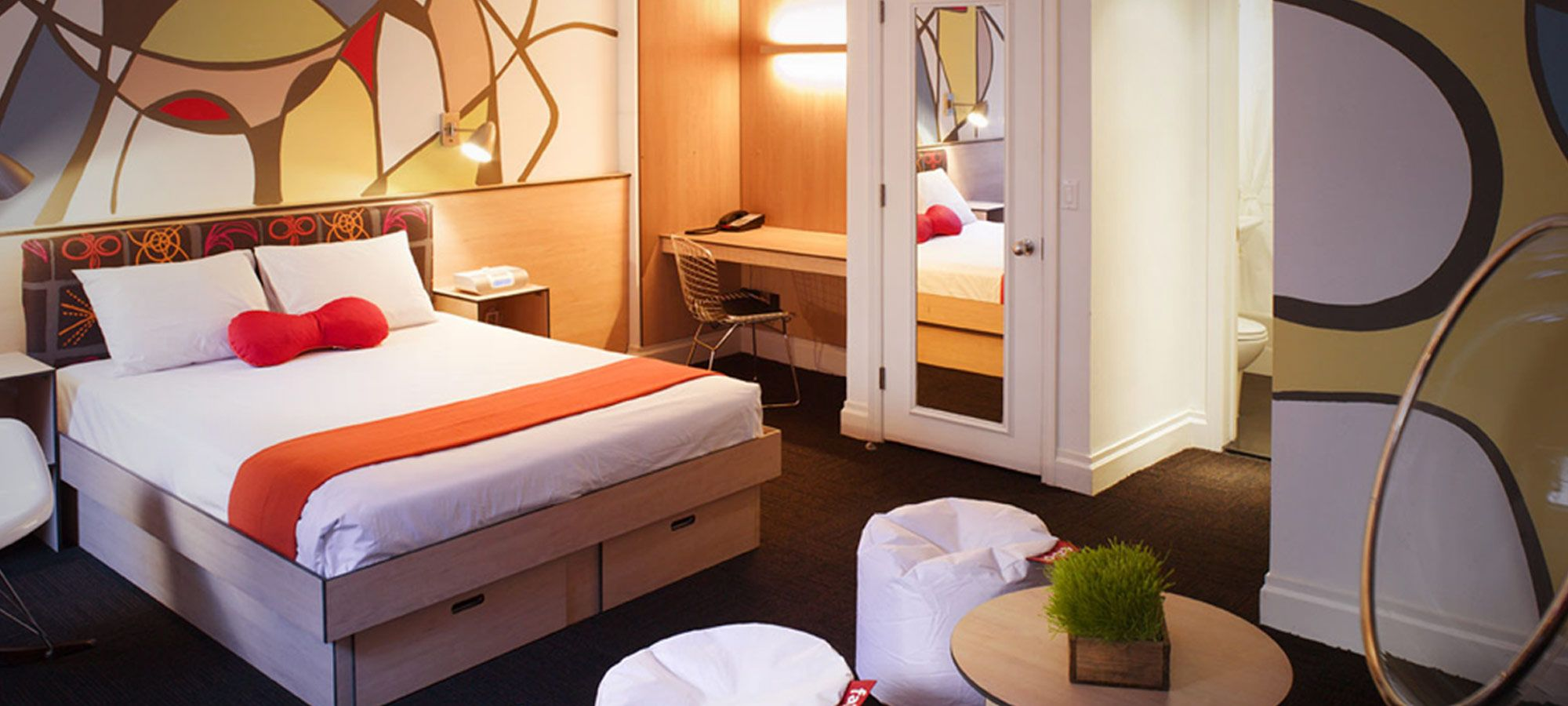 The Pod Hotel Townhouse Studio Extended Stay In New York City For