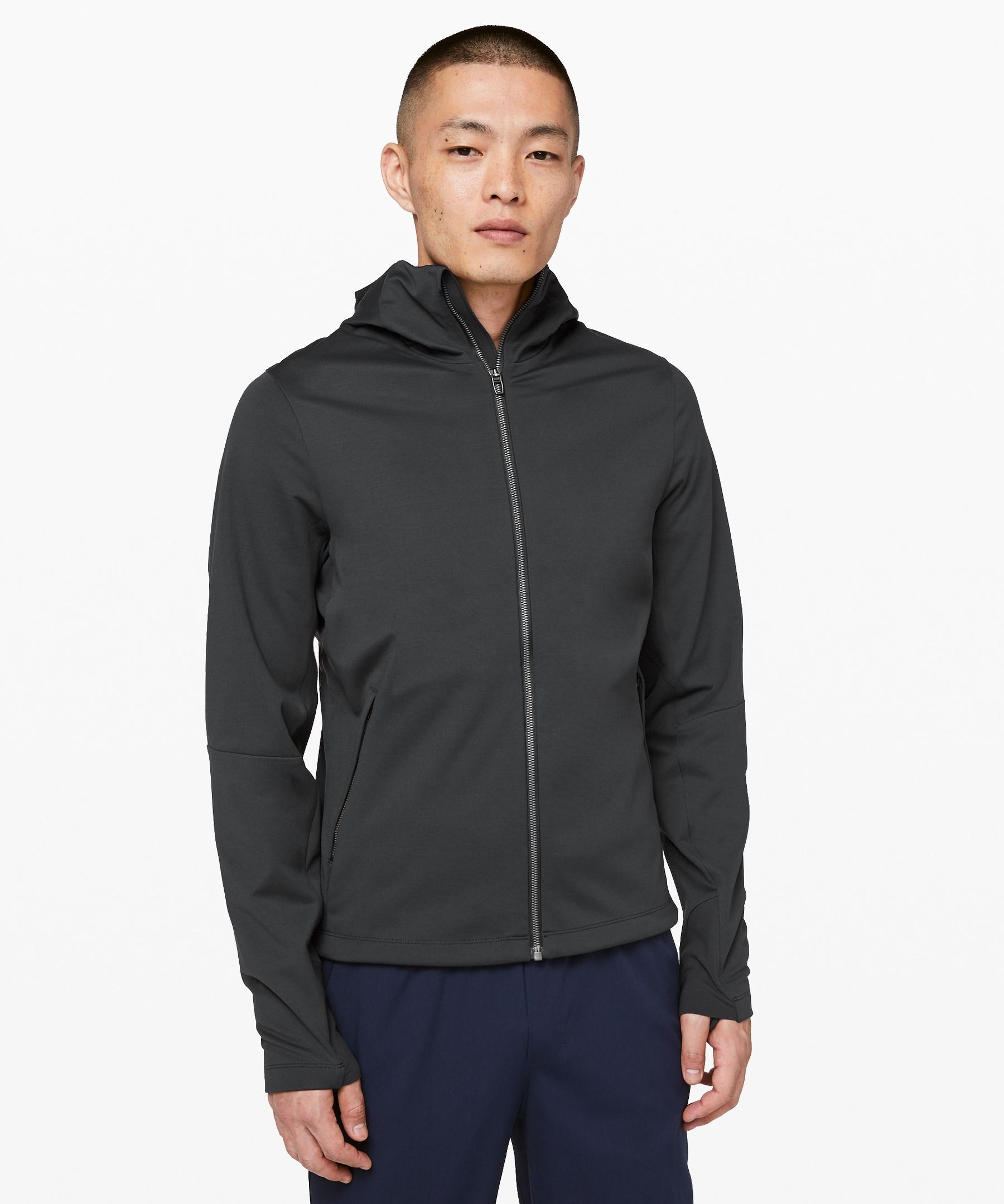 lululemon Men's Fleece Back Soft Shell, in 2019 | Mens