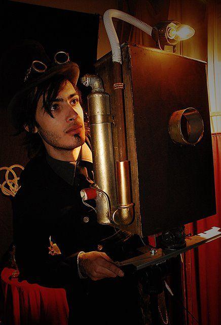 Sociedad Steampunk Argentina by SSPArgentina.deviantart.com