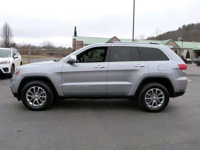2014 Jeep Grand Cherokee Limited In 2020 Jeep Grand Cherokee