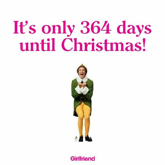 Days Till Christmas Meme.Only 364 Days Until Christmas Laughter Is The Best