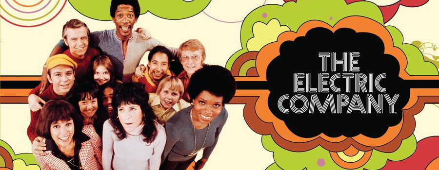 Electric Company 1970s Pbs Program That S Right With Morgan Freeman