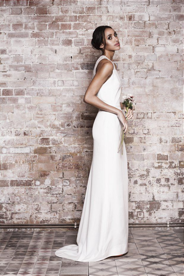Great British Modern Wedding Dresses Mu London 2017