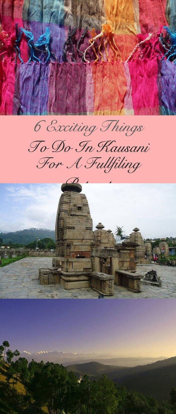 6 Thrilling Issues To Do In Kausani For A Fullfiling Retreat