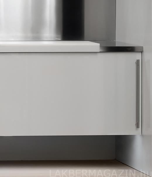 Arclinea konyha, nyitott terekhez ideális, sokoldalúan variálható ...