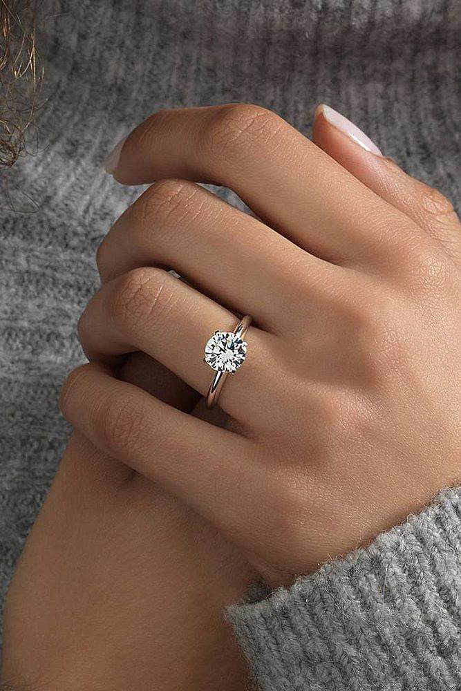 48 Fantastic Engagement Rings 2021 Wedding Forward Wedding Rings Simple Simple Engagement Rings Wedding Rings Engagement