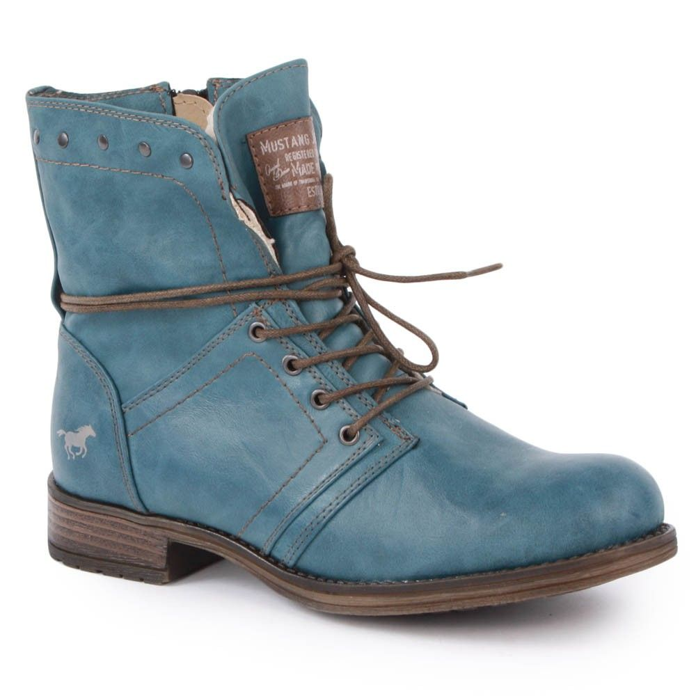 Sale Latest Collections Womens 1139-610 Boots Mustang Limited Edition Cheap Price Pre Order Clearance Visit Discount Affordable Bun6dYuTr