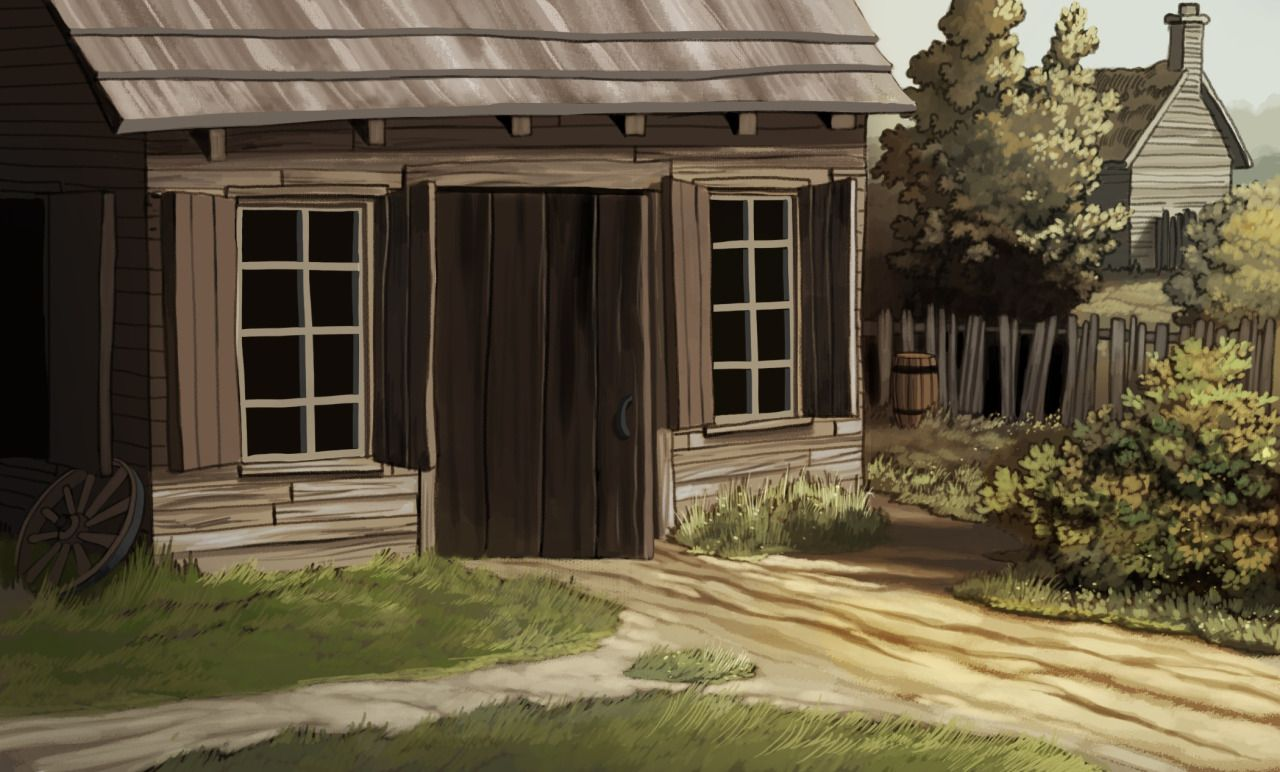 ncrossanimation: Some backgrounds I designed and... | Character ...