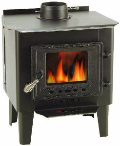 Vogelzang VG450ELGB Frontiersman Wood Stove with Blower,$575.58