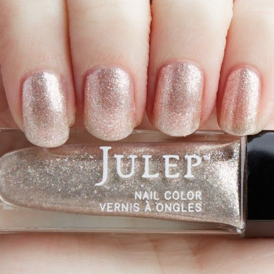 Judy - Moonbeam iridescent chrome | Nail Polish | Pinterest