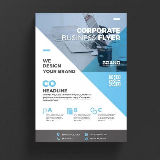 Modelo De Inspeo Corporativa Business Flyer Templates Business