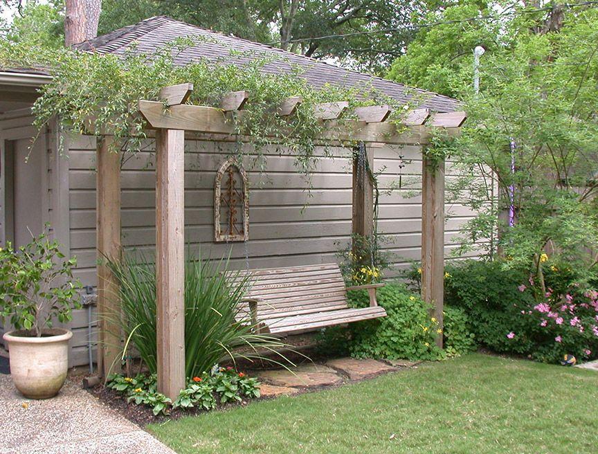 View Prewett, Read U0026 Associatesu0027 Landscape Architecture And Design  Portfolio Of Custom Garden Structures.