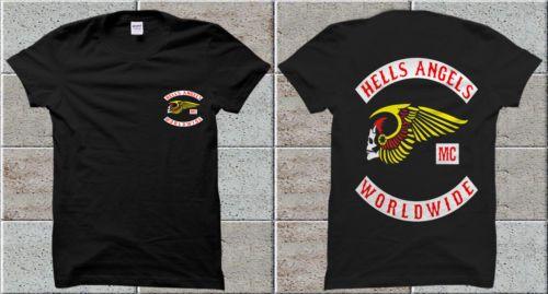Images of Vintage Hells Angels Clothing For Sale - #rock-cafe