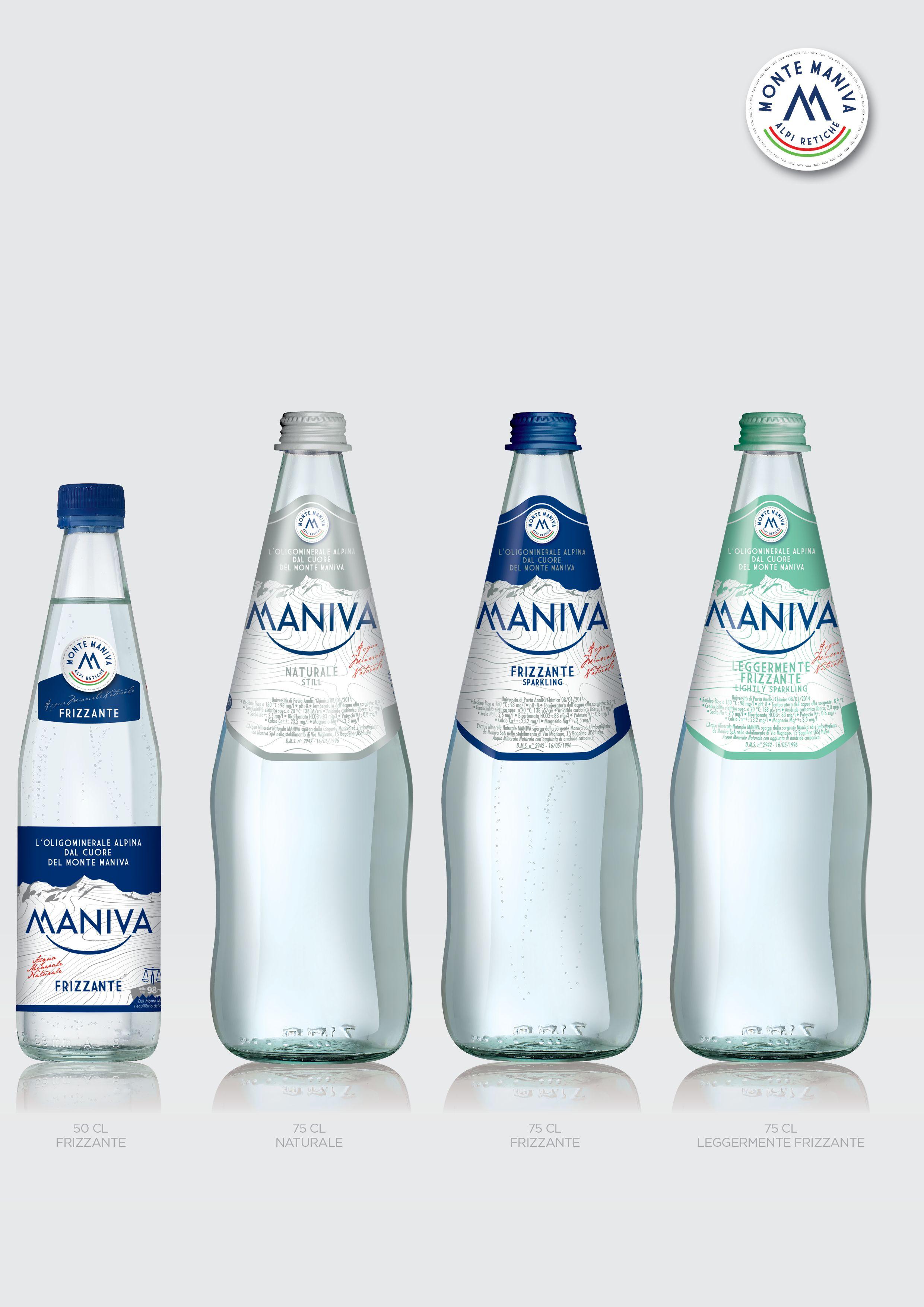 Acqua minerale maniva ph8 feltrinelli pinterest for Acqua design italia