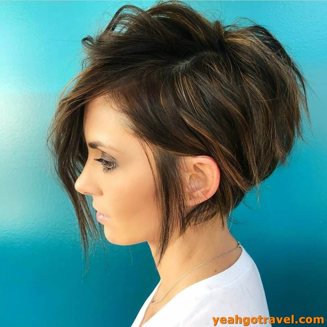 21 Short Haircuts For Your New Look 2019 - Yeahgot