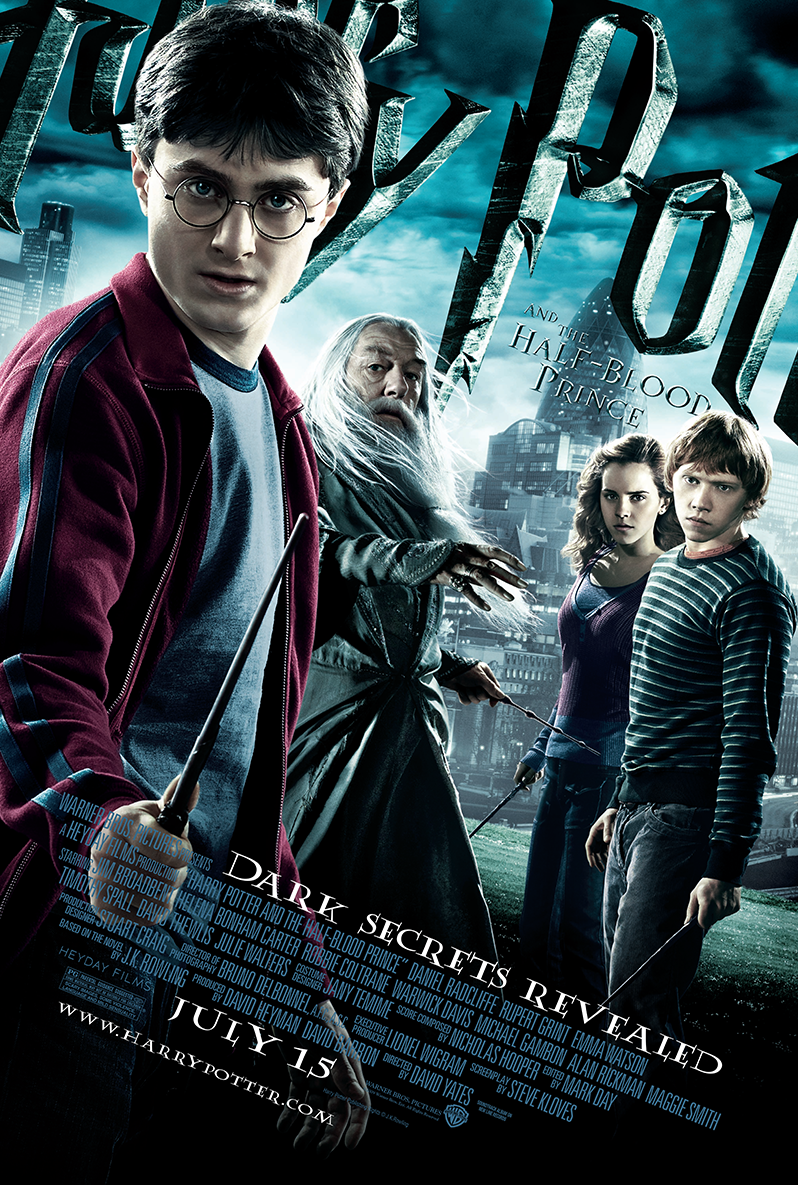 Pin On Harry Potter And The Half Blood Prince
