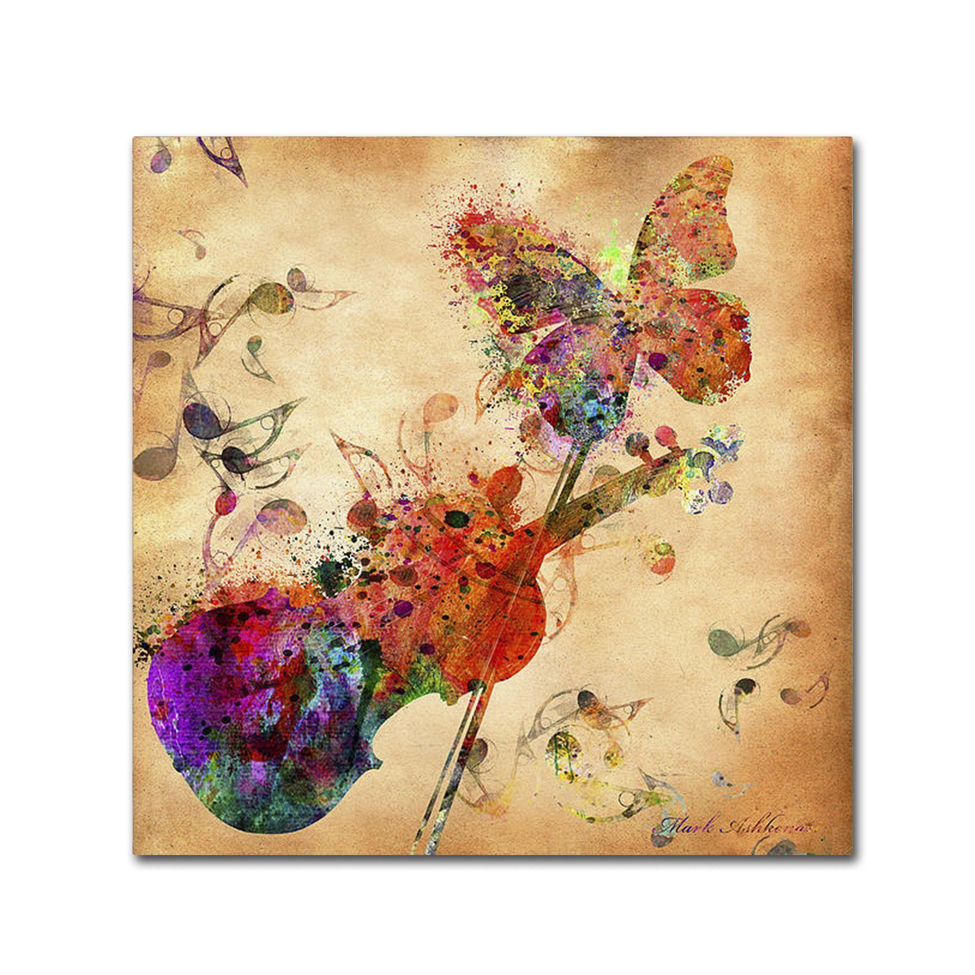 Mark Ashkenazi \'Love Music\' Wall Art | Products | Pinterest | Music ...