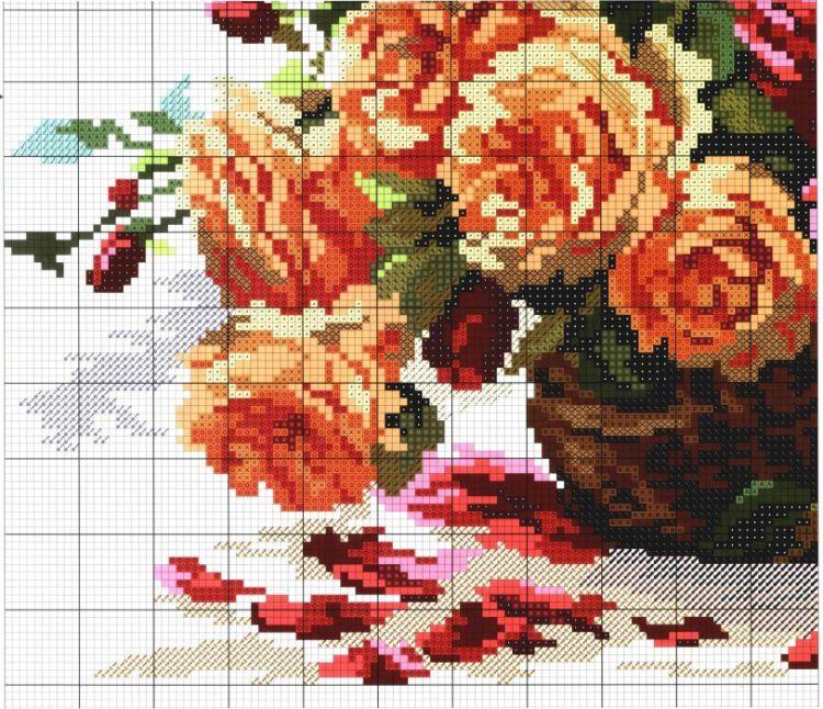 картинки для вышивания крестиком схемы фото