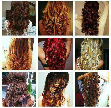 Hair with a twist!