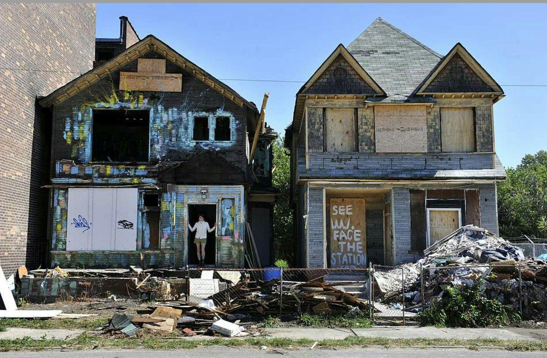 Картинки по запросу detroit ghetto