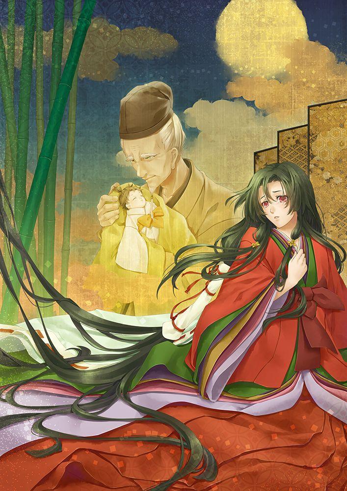 Heian anime Heian era, Anime, Character